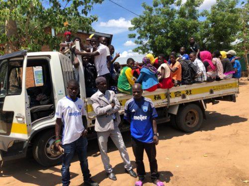 Malawi 5-Ton Truck