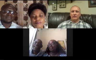 The Asongs and the Brunks Share their Lives and Ministries