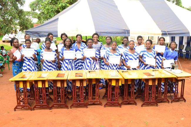 Chiyembekezo Sewing Class