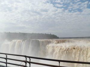 Beautiful Iguazu Falls