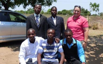 Teacher Trainings in Malawi