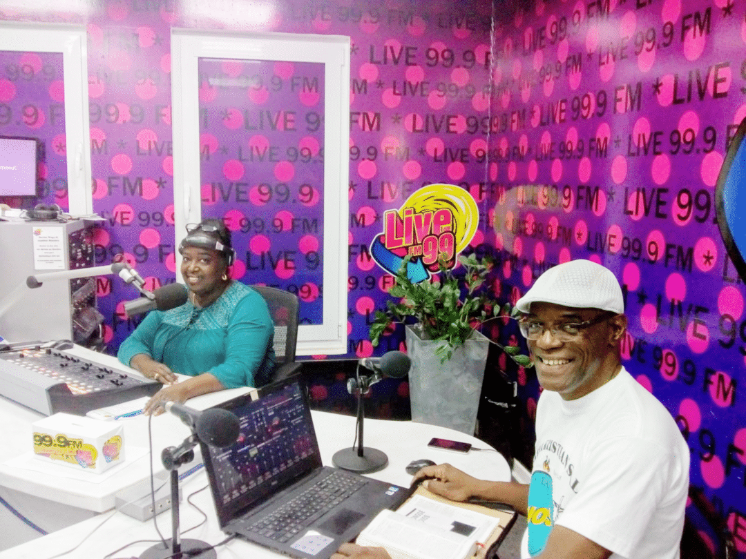 Radio Station Program on Bonaire