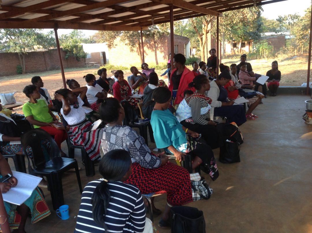 Multipurpose Classroom in Malawi