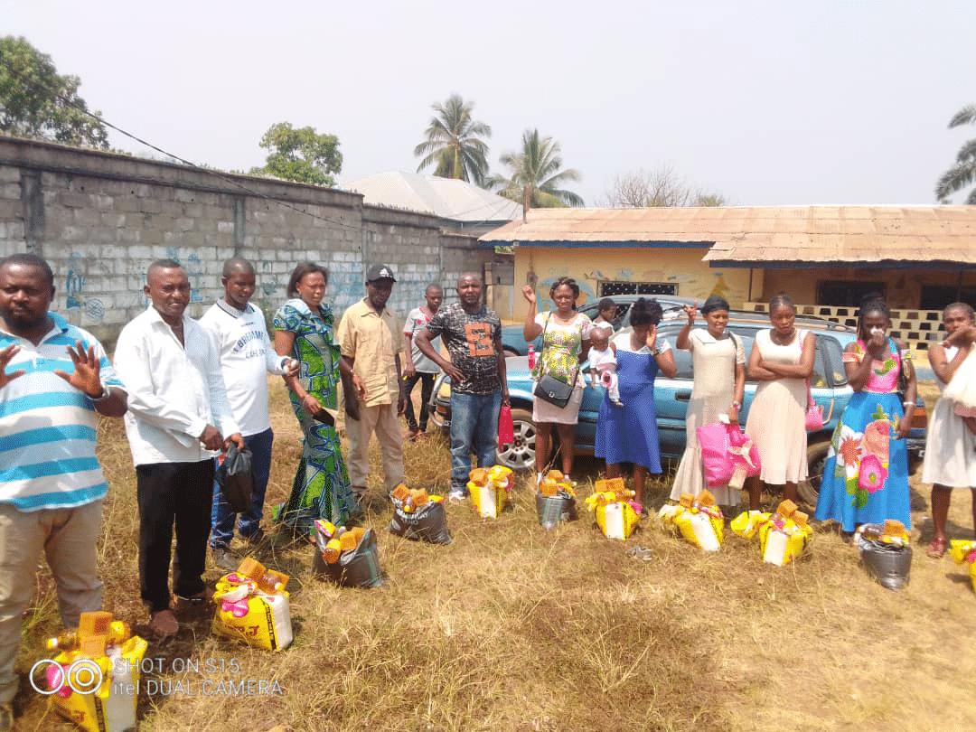 Refugee Kits for Displaced Cameroonians