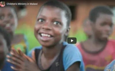 Children's Ministry in Malawi