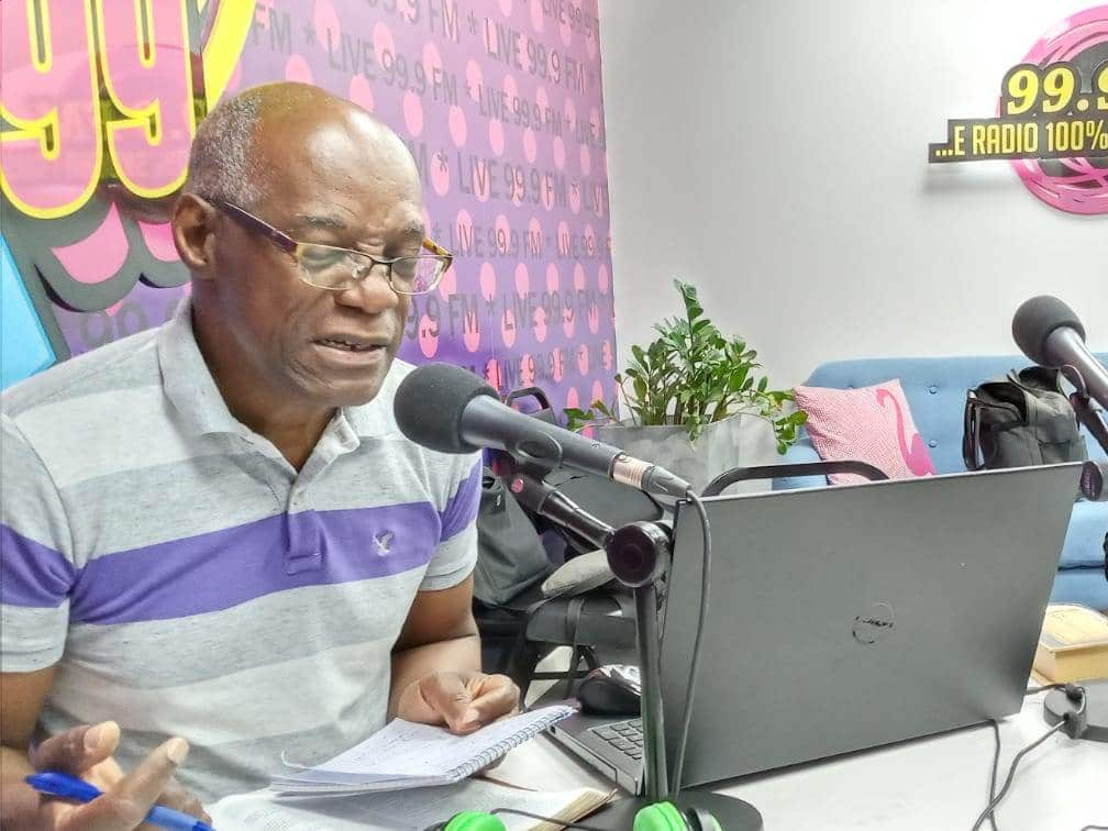 Radio Project in Bonaire