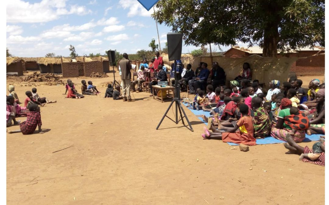 Chiefs Accept Christ in Chisiyo, Malawi