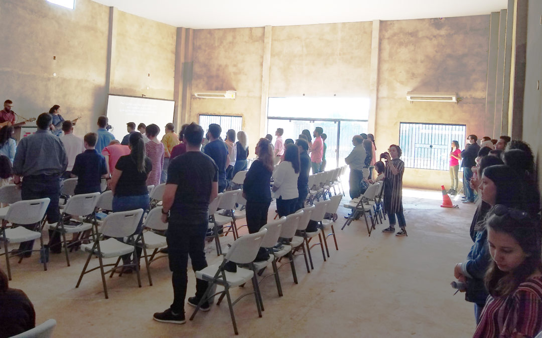 Paraguay Church Growth and English Classes