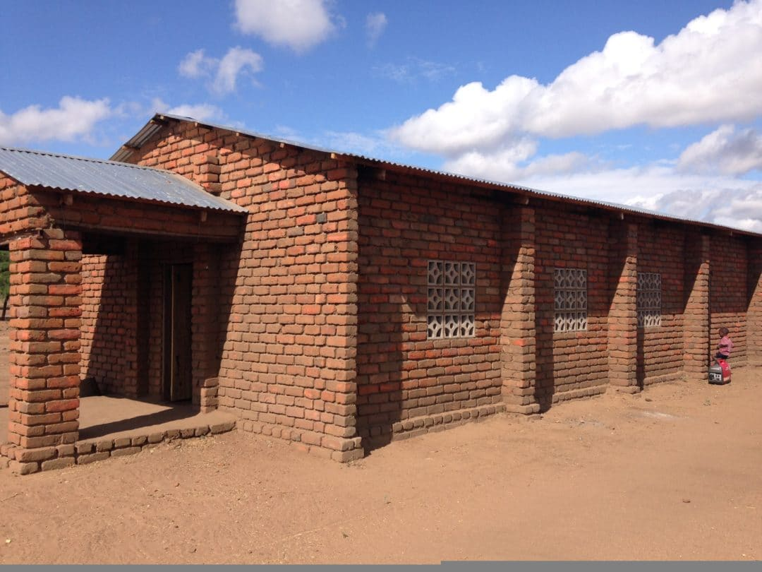 Tin Roofs for Malawi Churches
