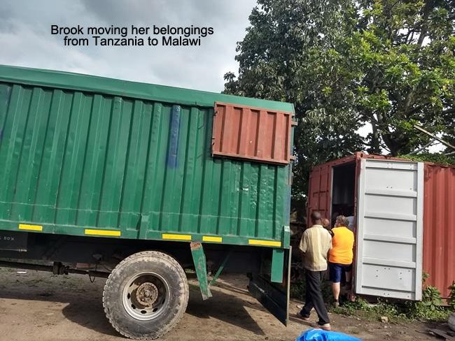 Brook's Belongings: Tanzania to Malawi