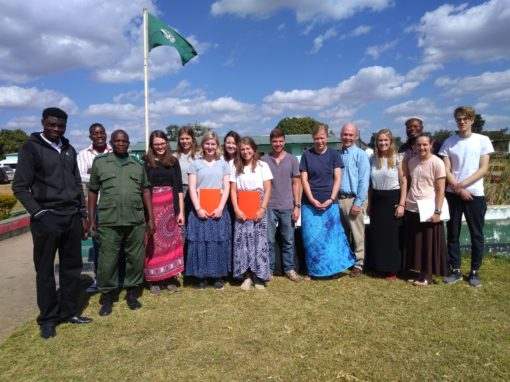 Zambia Bible Lessons for Prisoners