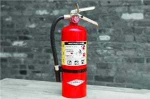 Project #12: Fire Extinguishers in Bolivia