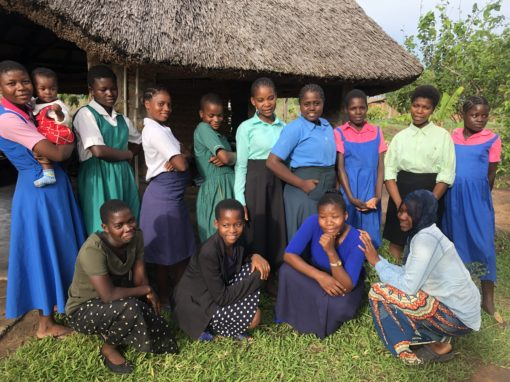 Mentorship and Education of Young Ladies in Malawi