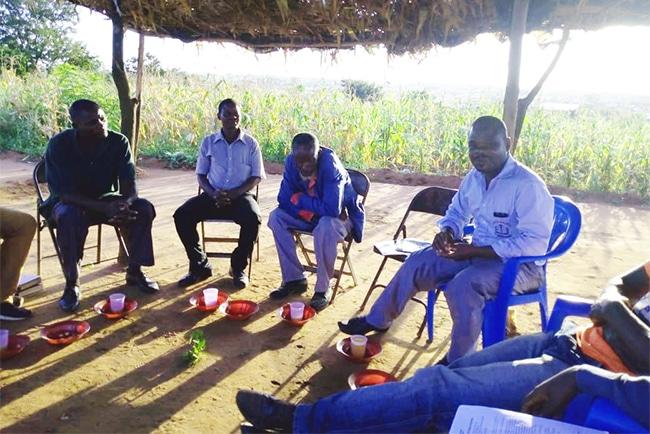Sunday Service in Malawi