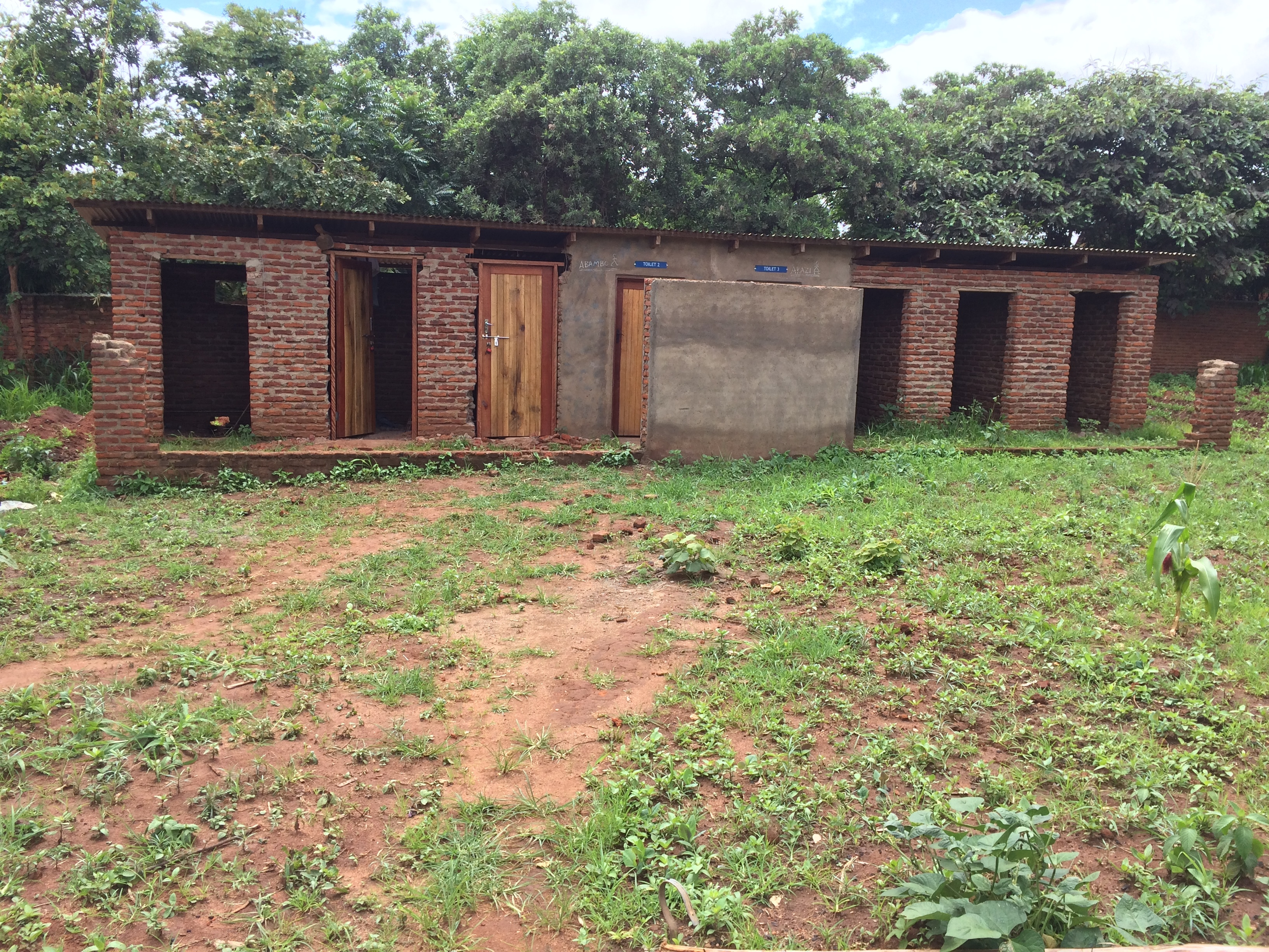 Malawi Guesthouse and Toilets