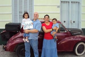 Gularts to Paraguay