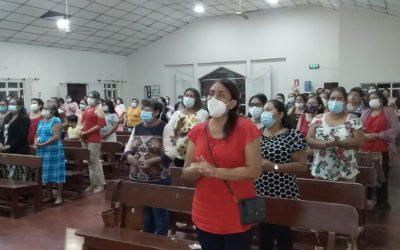 Women's Prayer Conference in Bolivia