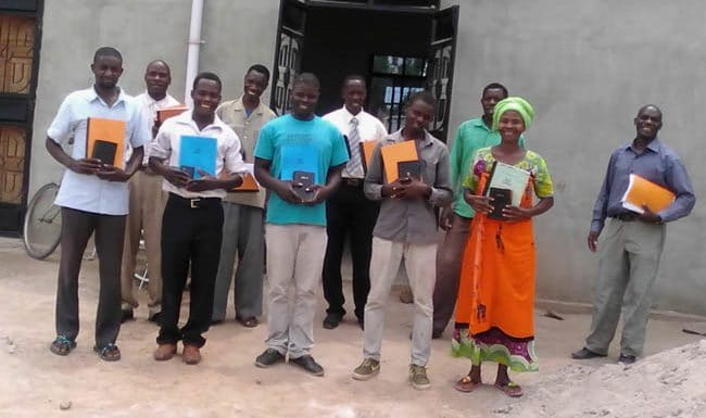 A Growing Work in Mwanza, Tanzania
