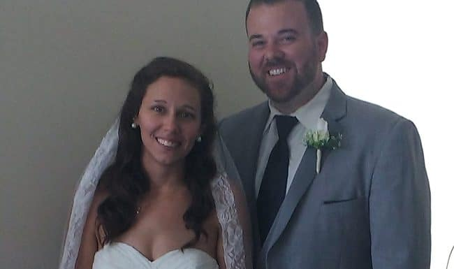 Congratulations, Matt and April!
