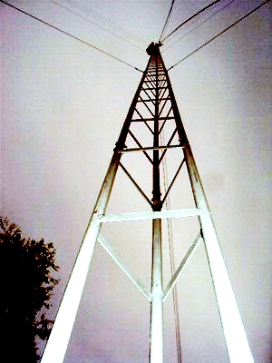 Internet Antennae – Nicaragua
