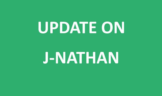 Update on J-Nathan Boyd Nyakambiri