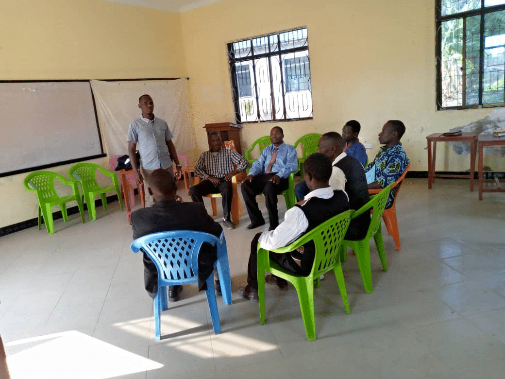 Pastoral Training in Mwanza