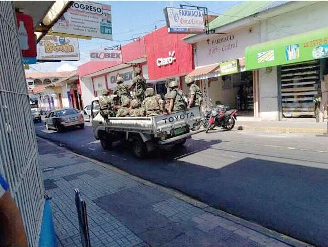 Civil Unrest in Nicaragua