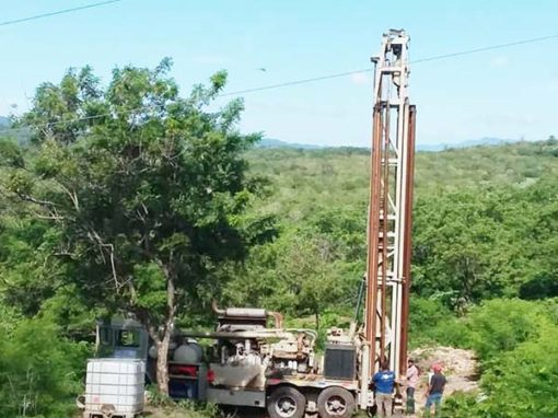 Well Drilling and Solar Pump System – Nicaragua