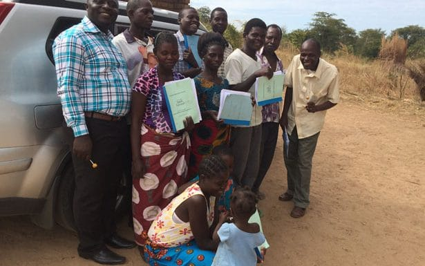 New Bible School in Malawi