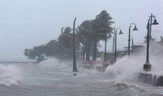 Puerto Rico Hurricane Maria Update