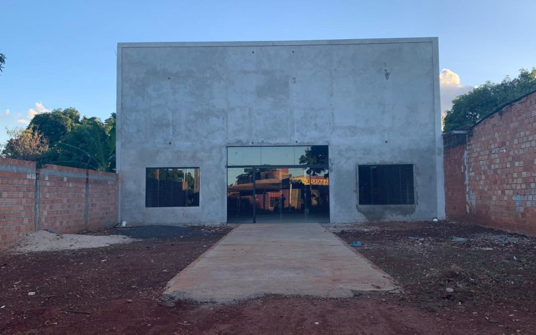 Iglesia Biblica Gracia – Paraguay