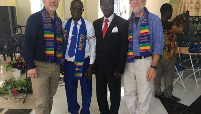 Pray for the Church in Ghana