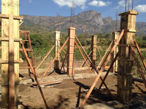 Plateau Training Center and Living Quarters