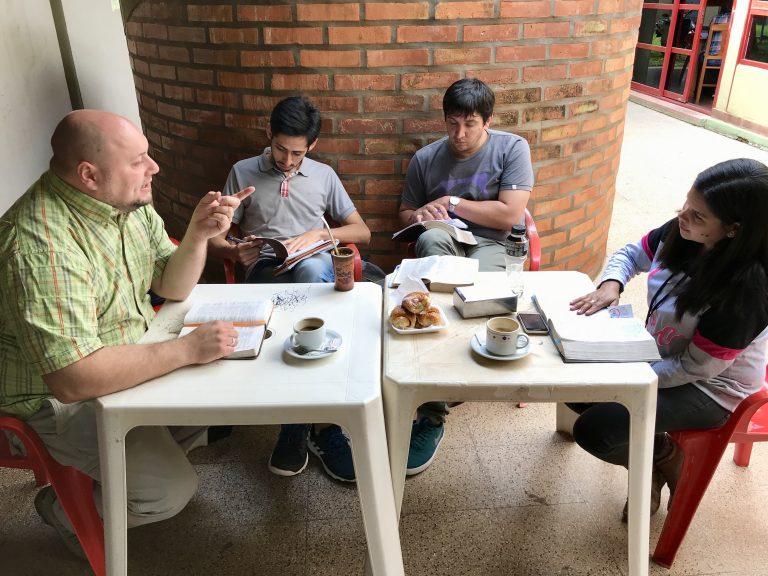 Evangelistic Survey Trips in Paraguay