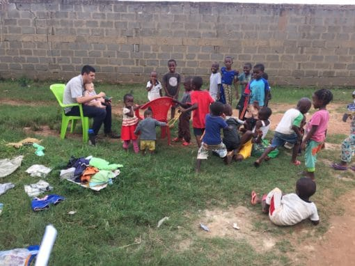 Preschool Outreach Project in Tanzania