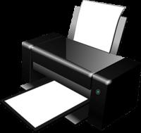 Church Printer for Paraguay
