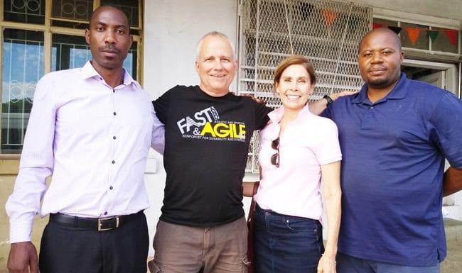 Prison Ministry in Zambia