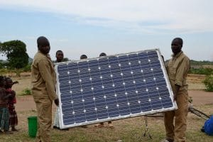 Project #6: Solar Power in Malawi