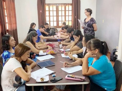 Sponsor a Student Learning English