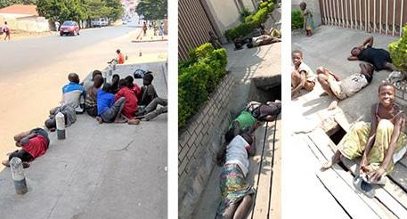 Burundi Street Kids