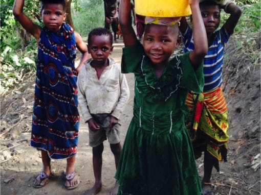Lyanza Water Project