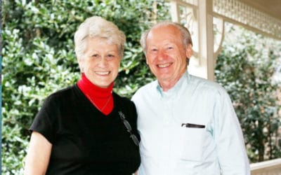 Thank You, Lawrence and Barbara, for Your Faithfulness