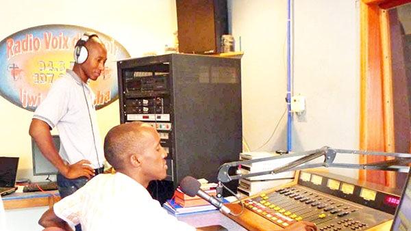 Voice of Hope Radio Time – Burundi