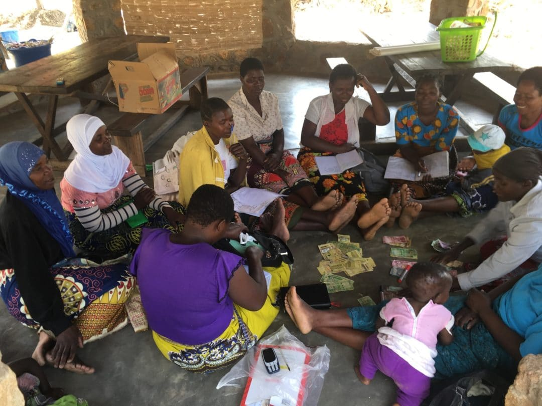 Training Women in Malawi