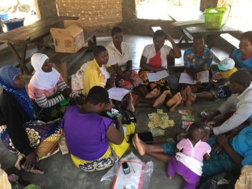 Training Women in Malawi