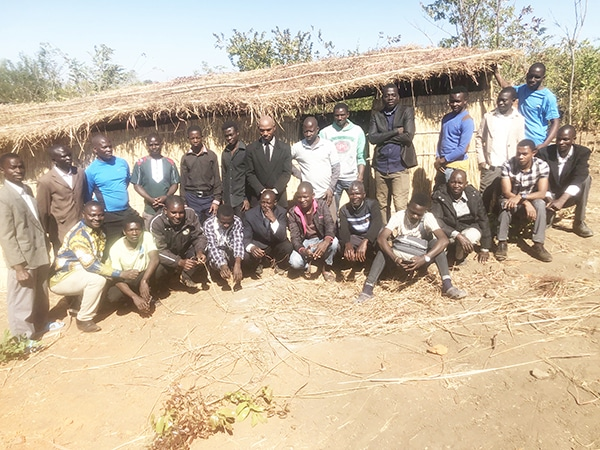 Malawi Muslim Discipleship Training