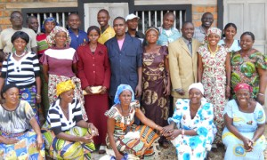 Pastors' School teachers at Kama