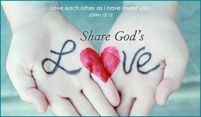Sharing God's Love in Puerto Rico