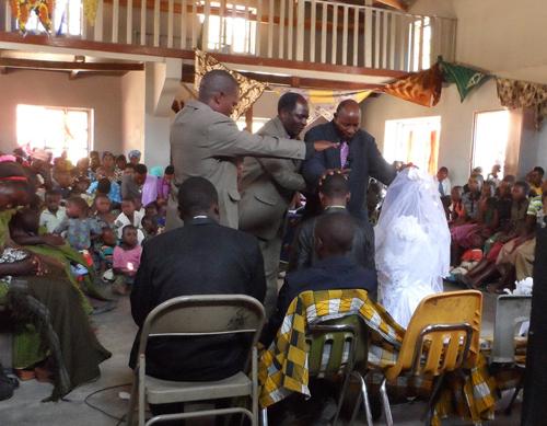A Tanzania Wedding